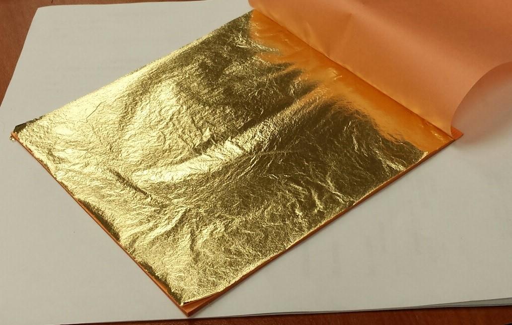 Composition Leaf (Dutch Gold)