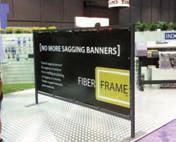 Fiber Frame Surface Mount