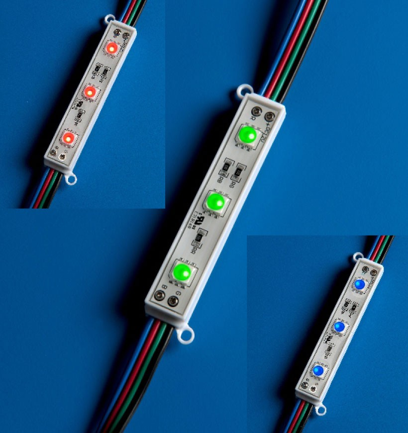 RGB LED Sign Module