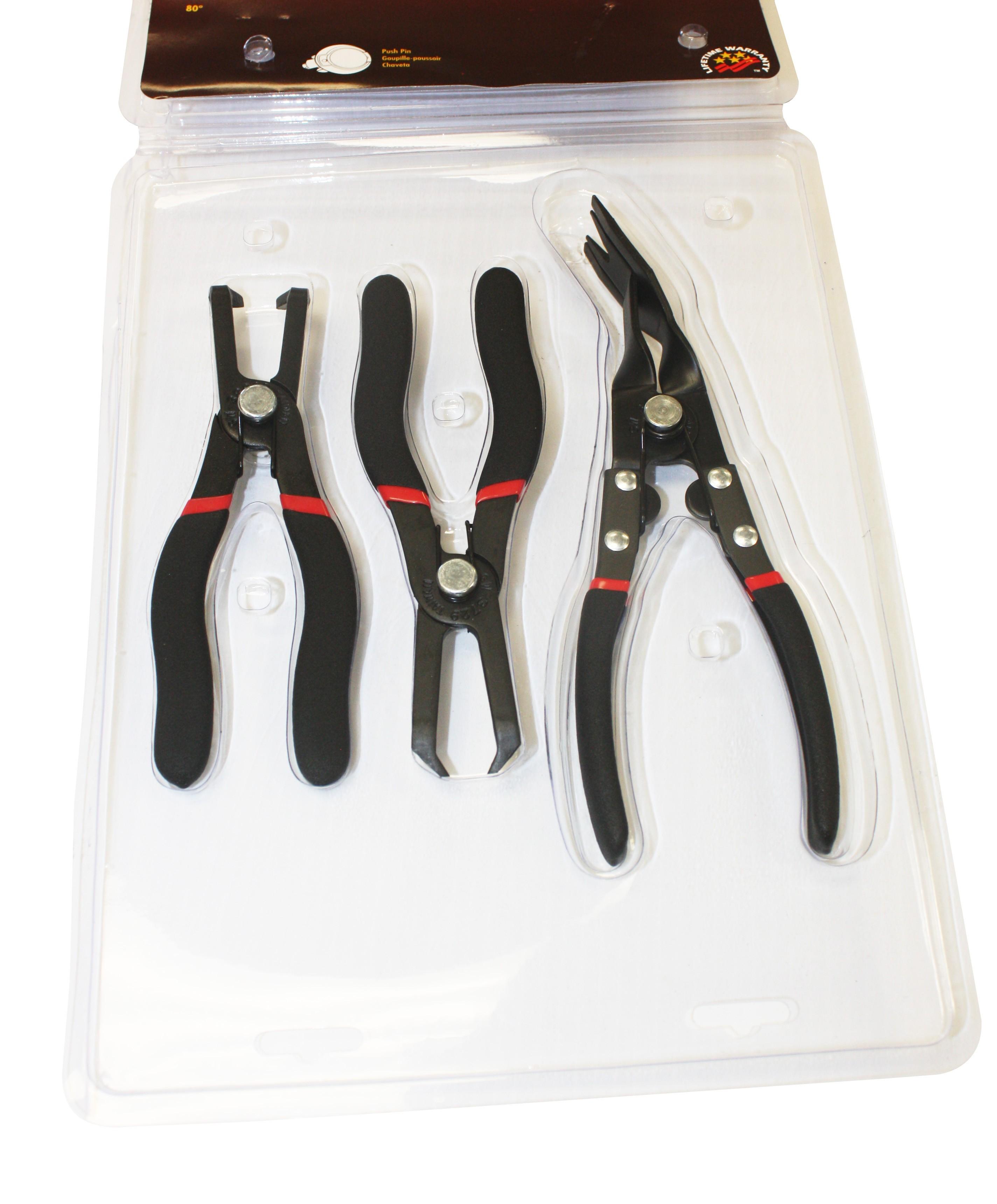 Body Clip 3 Piece Kit