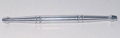 Long Polished Double Aluminum Handle