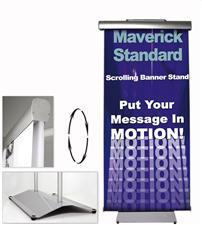 Maverick Bannner Stand