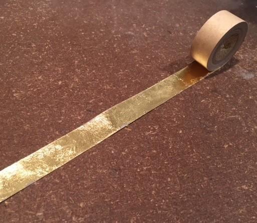 23K XX Gold Leaf in rolls