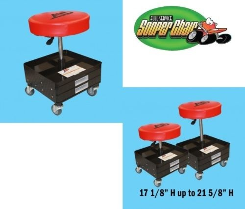 Sooper Chair Tool Stool