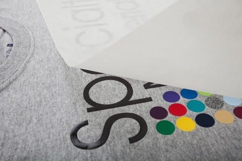 Specialty Material CP 2100 White Color Print Standard