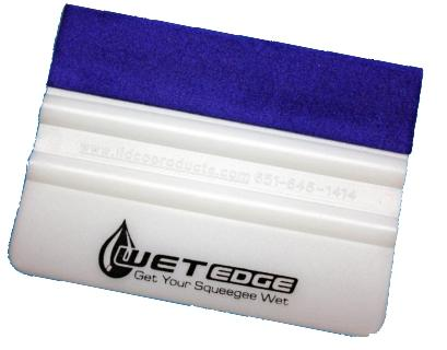 Wet Edge Squeegee