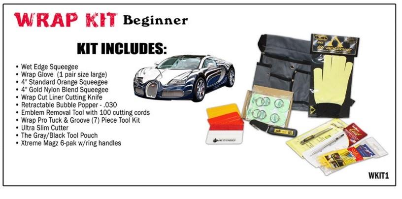 Wrap Kit Beginner