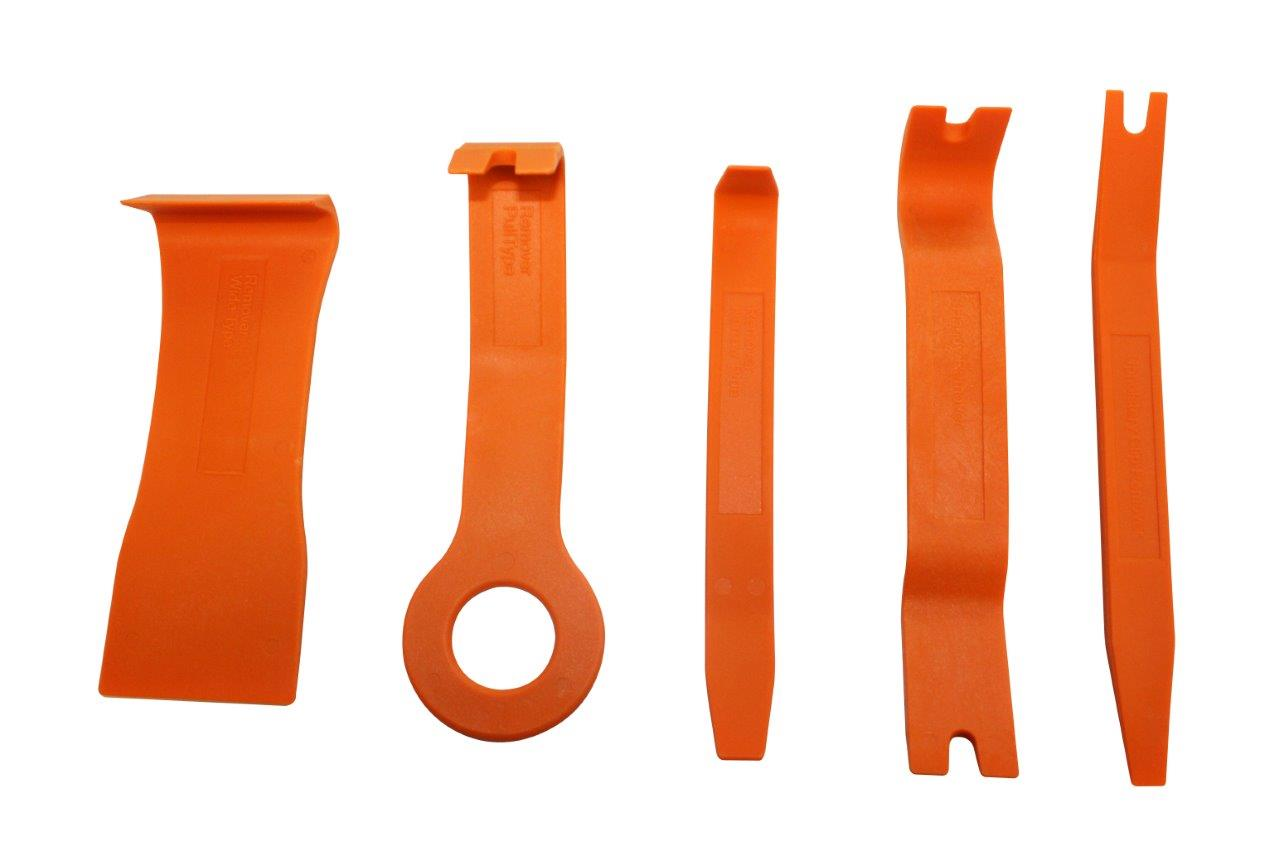 Vehicle Body Molding Removal Tools