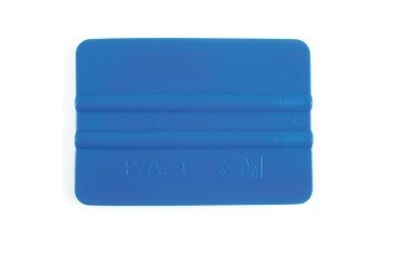"3M Blue 4"" Squeegee"