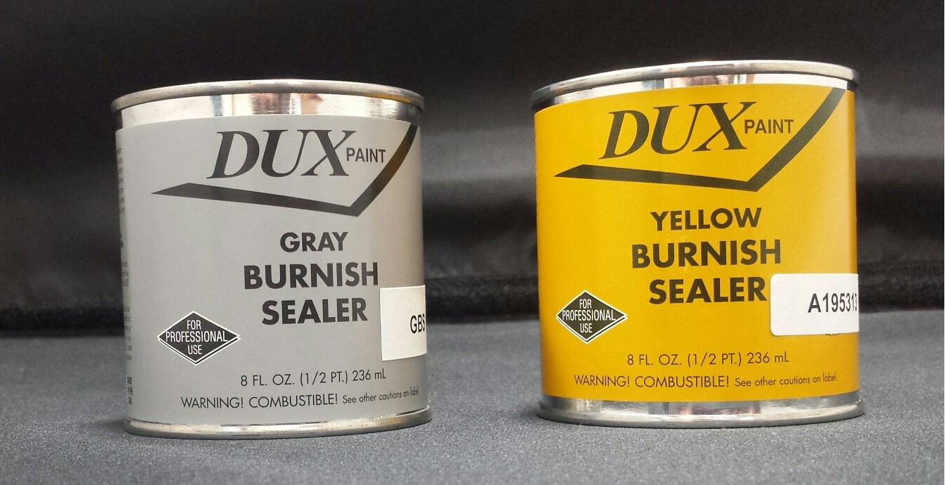 DUX Burnish Sealer Primer