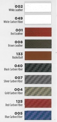 9204 Series 2.5 mil Lumina Heat Transfer Film Carbon Fiber Fall Sale