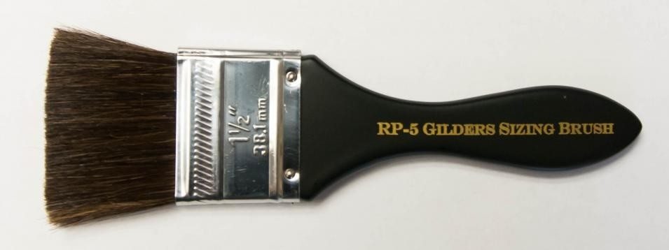 Gilders Sizing Brush