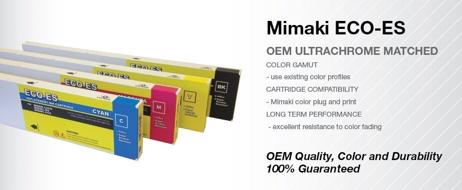 MIMAKI ECO-ES 440ml  Cartridges