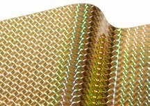 "R-TAPE EFX 2.8 mil Decorative Mosaic 1/4"" Gold"