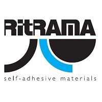 RitRama 4-1822  2.0 mil  Slide and Tack Cast Gloss White