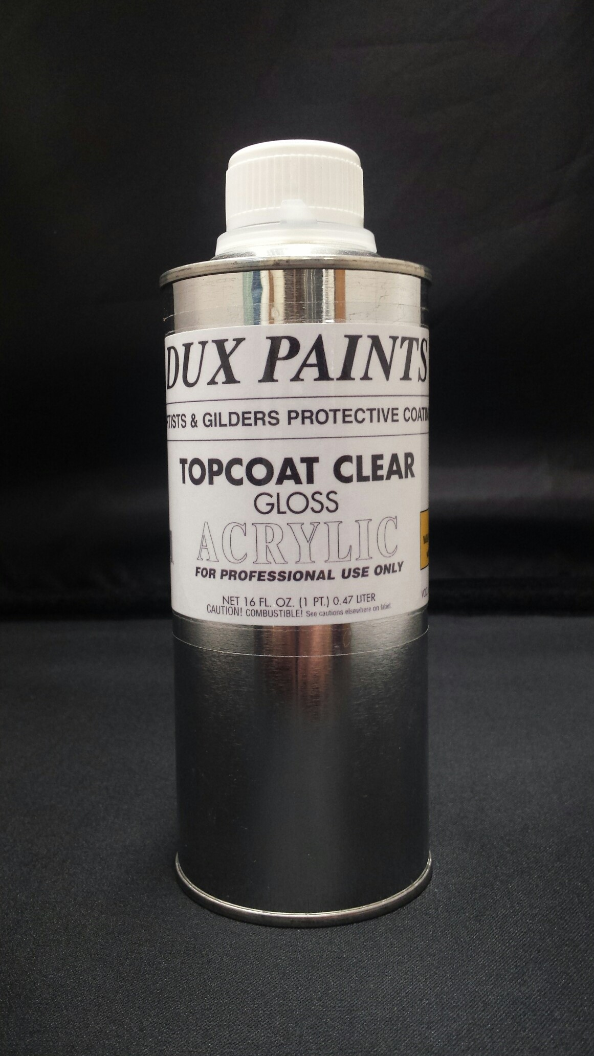 DUX Acrylic Sealer Topcoat Gloss