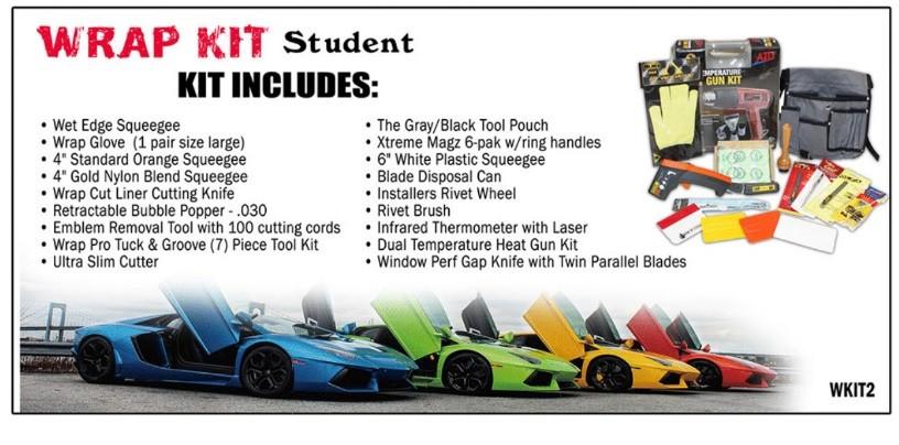 Wrap Kit Student
