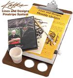 Steve Kafka Lines and Designs Pinstripe System
