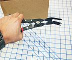 Panel Clip pliers