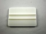 "4"" EMC White Teflon Squeegee"
