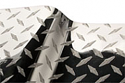 R-Tape EFX 2.8 mil Decorative Diamond Plate - Silver
