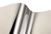 R-Tape Vinyl EFX 2.8 mil Metallized Vinyl Films Durable Smooth Silver