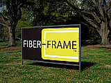 Fiber Frame Wall Mount