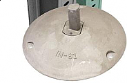 U-Post Mounting Base