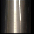 Sign Gold 1.0 mil Nickel Brushed Thermal Printable