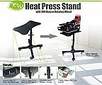 Results Max Heat Press Stand