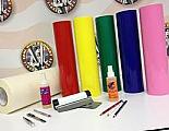 Smart500 3.0 mil Polished Polymeric Flexible Calendered Vinyl Kits