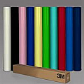 Scotchcal 3M Film 7125  Series Color Cast Vinyl